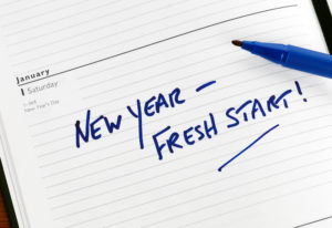 Bah Hum Bug to New Year's Resolutions!